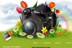 Hướng dẫn thiết kế layout web photoshop chuyên nghiệp
