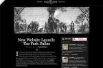 Những giao diện website cổ điển Gotic