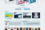 16 layout web photoshop có file nguồn PSD (p1)