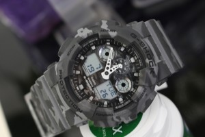 đồng hồ Casio G Shock nam GA 100CM 8ADR